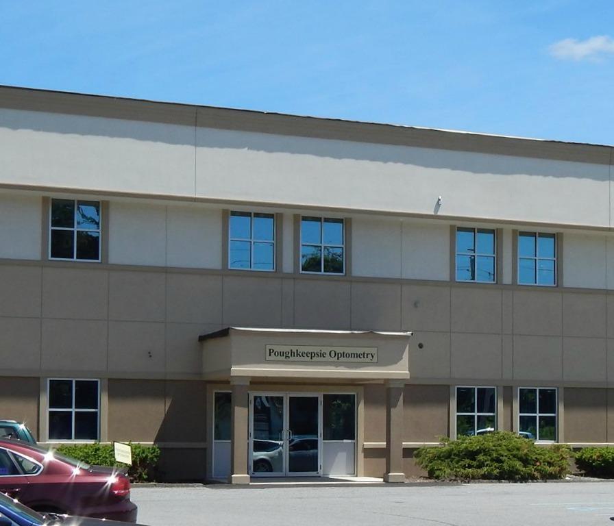 Poughkeepsie Optometry storefront